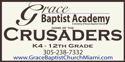 Grace Baptist Academy - Grace Baptist Church
